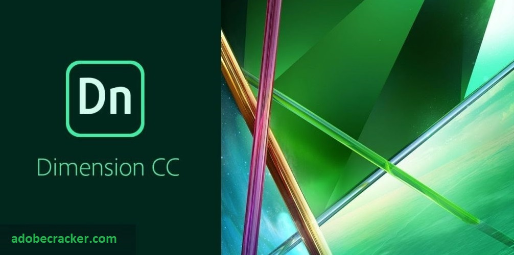 Adobe Dimension CC 3.1 Crack