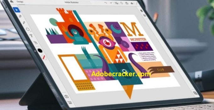 Adobe Illustrator Pro CC Crack