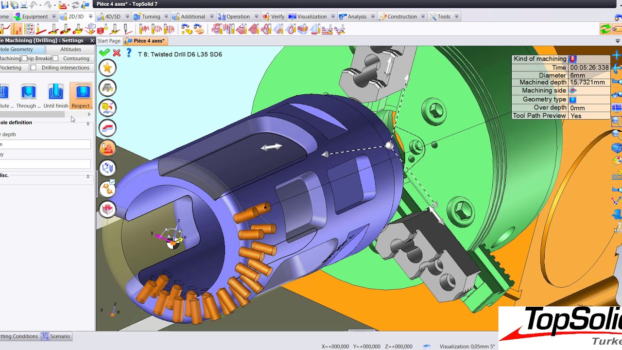 TopSolid CAM Design Software 7.14 Crack 2020 Full Download