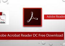 Adobe Reader Acrobat DC 2020 Crack Full Patch MAC/Win Serial Number