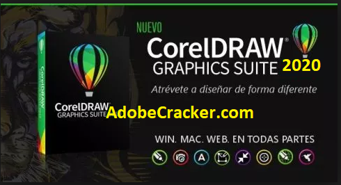 CorelDraw Graphics X8 2020 Crack