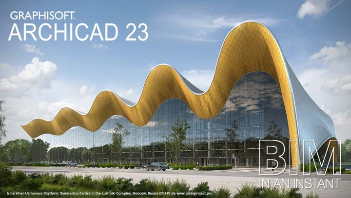 ArchiCAD 23.2 Crack 2020 [MAC | Win] Full Serial Number